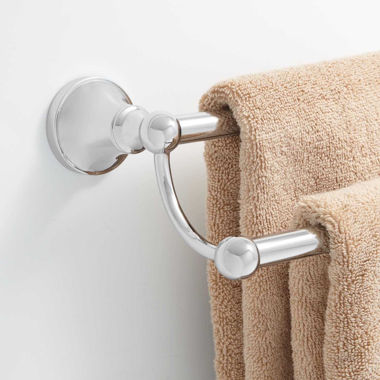 Colvin Quadruple Swing Arm Towel Bar Towel Holder Bathroom