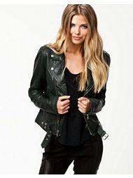 Leather Jacket 1 - BLK DNM