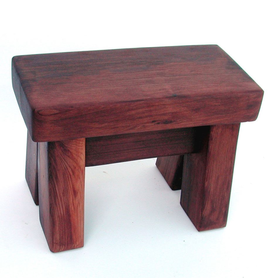 Shop online for Step Foot Stools at Forever Redwood. Hand-crafted Mini Wooden Foot Stool available in custom sizes shapes and wood grades.  sc 1 st  Pinterest & Redwood Outdoor Mini Foot Stool | Foot Stools Wooden Footstool ... islam-shia.org