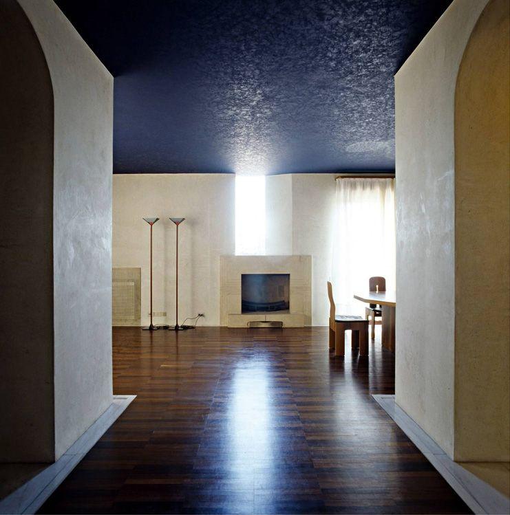 Carlo scarpa scale in venezia laboratiorio morseletto per la architettura interiors - Idee architettura interni ...