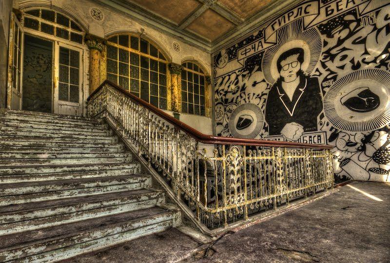 Männerheilstätte - Beelitz-Heilstätten