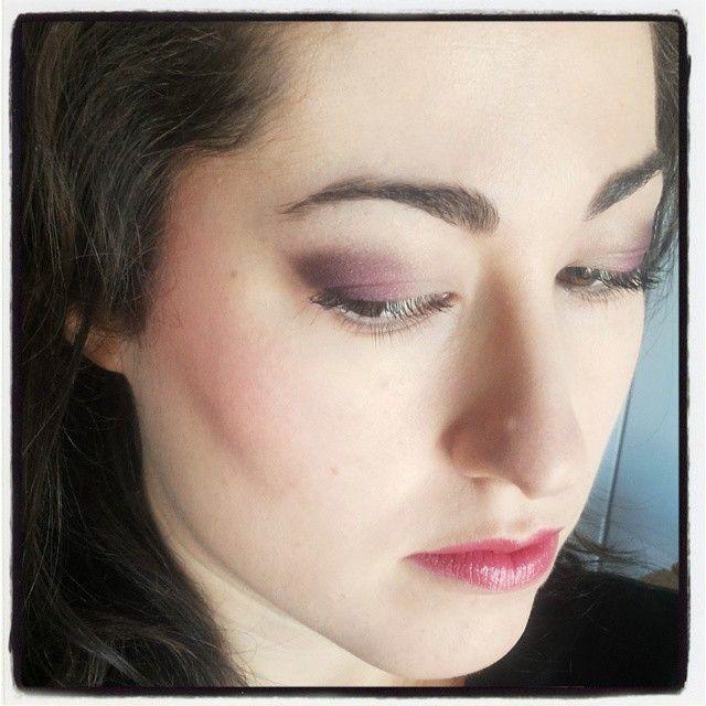 #motd #fotd #testing A New Eyeshadow #Astra In The Corner