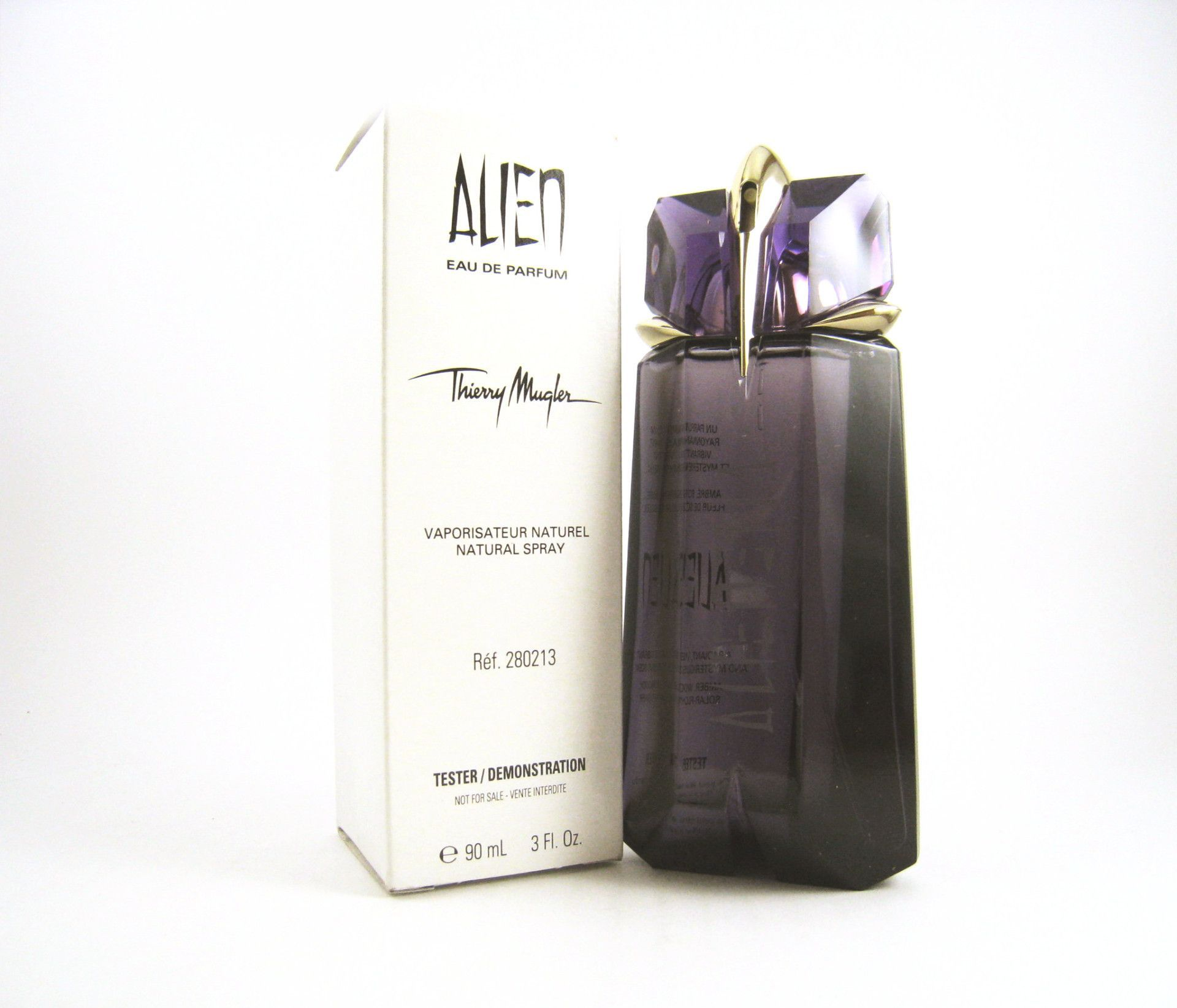 Alien For Women By Thierry Mugler Edp Spray 30 Oz Tester From