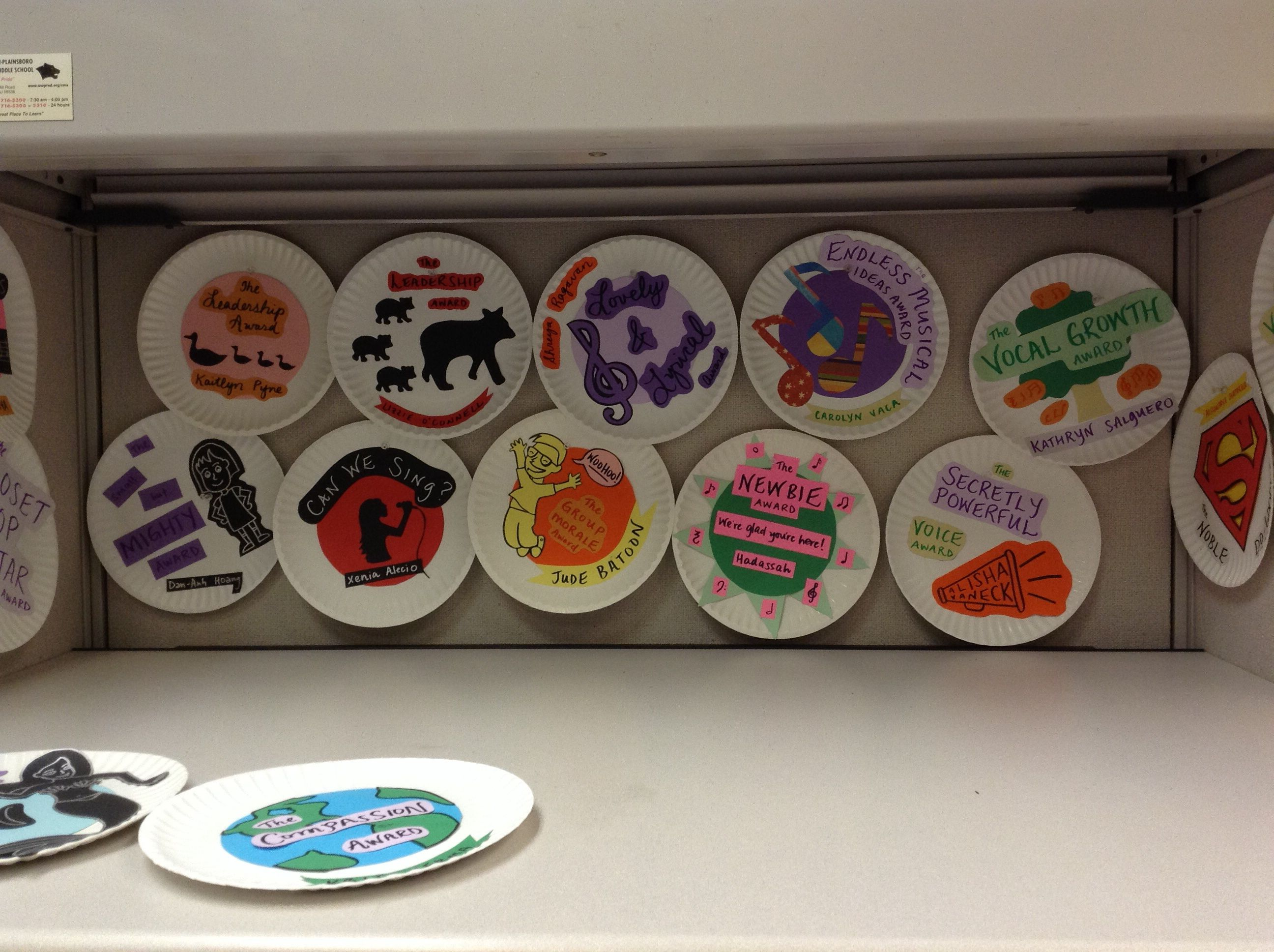best 25  paper plate awards ideas on pinterest