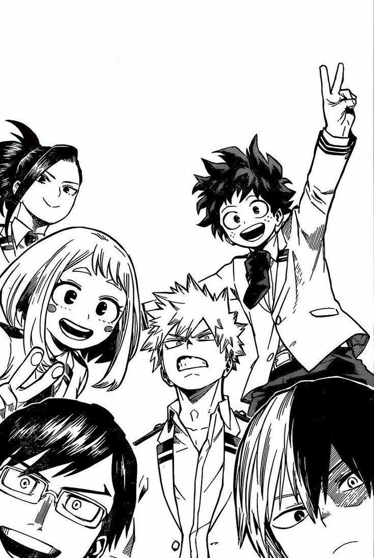 Boku no Hero Academia Wallpaper