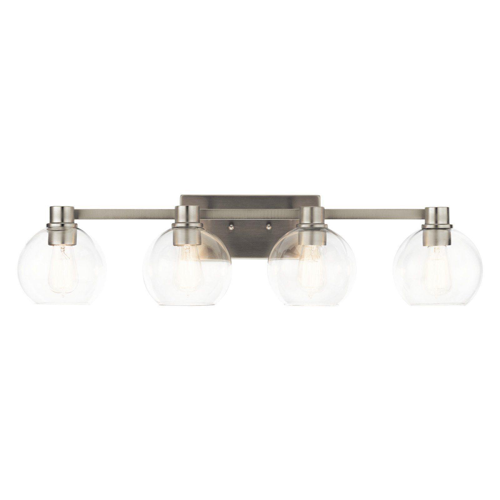 Kichler Harmony 45895 Bathroom Vanity Light In 2020 Vanity