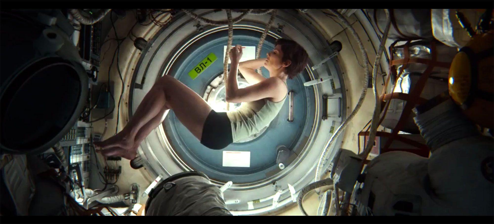 """Risultato immagini per gravity film"""""""