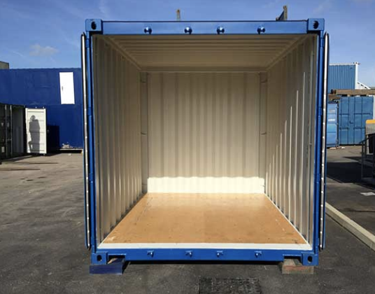 Buy A 10ft Shipping Container New Or Used From Universal Containers From As Little As 950 Delivery Installation Available To Uk Mainl Containers For Sale Shipping Containers For Sale Buy