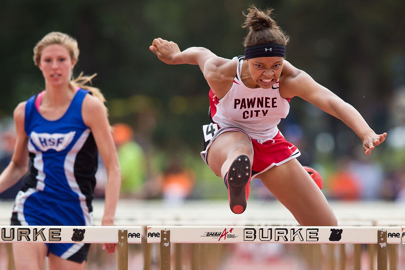 Omaha World Herald Igallery Track And Field Pictures Of The Week Pawnee