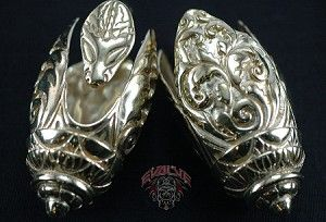 Feather Brass Khmer Weights 180$
