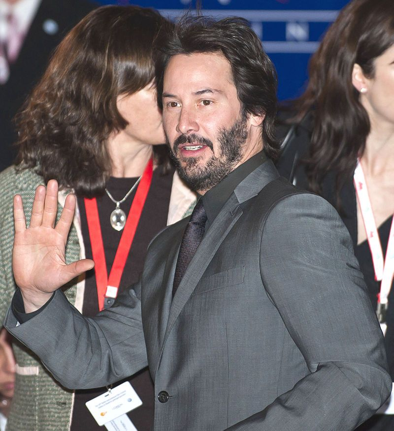 Keanu reeves dating in Melbourne