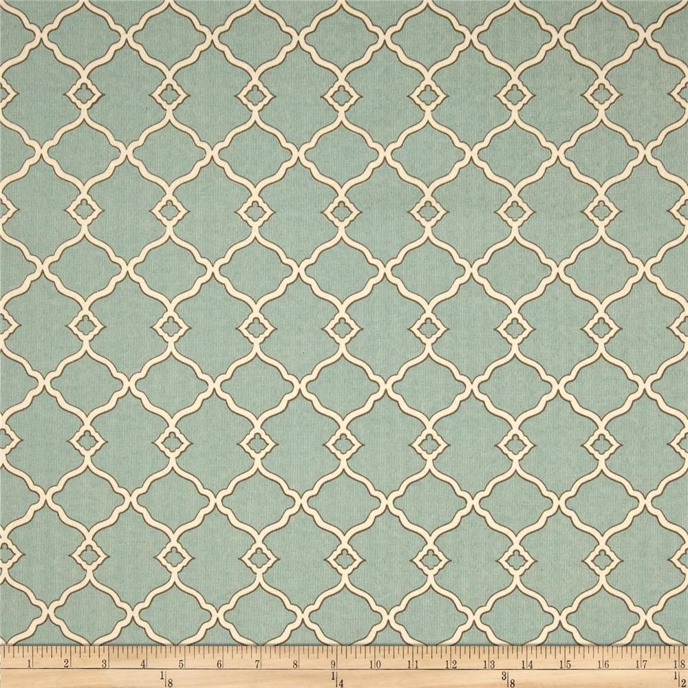Waverly Sun N Shade Chippendale Fretwork Mineral From