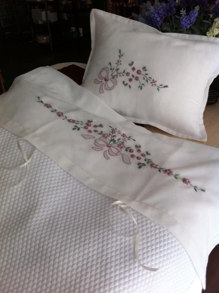 embroidery | белье | Pinterest | Stiche, Stehen und Kreativ