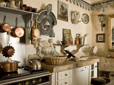 Cucina in stile provenzale | country | Pinterest | Shabby, Shabby ...