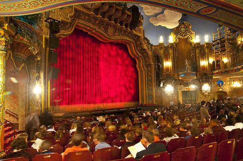 Inside The Carpenter Theatre At Richmond Centerstage Richmond Through The Looking Glass Virginia
