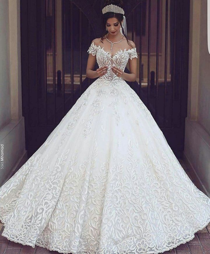 Unconventional Princess Ball Gown Wedding Dresses | Fairytale Wedding Dress #weddingdress #weddingdresses #ballgown #princessballgown #weddinggowns #uniqueweddinggown #princessweddingdress