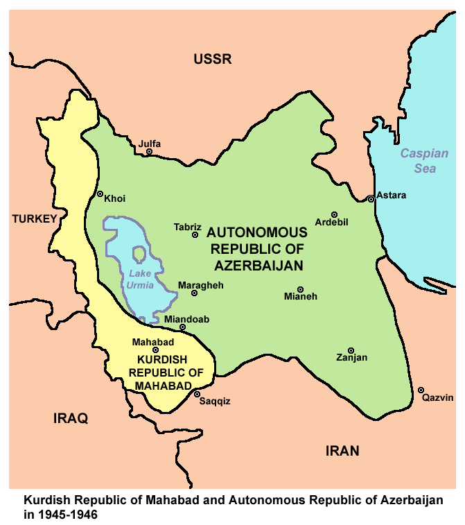 Pin By Yasa Hasanpour On History Of Kurdestan: Today In Middle Eastern History: The Republic Of Mahabad