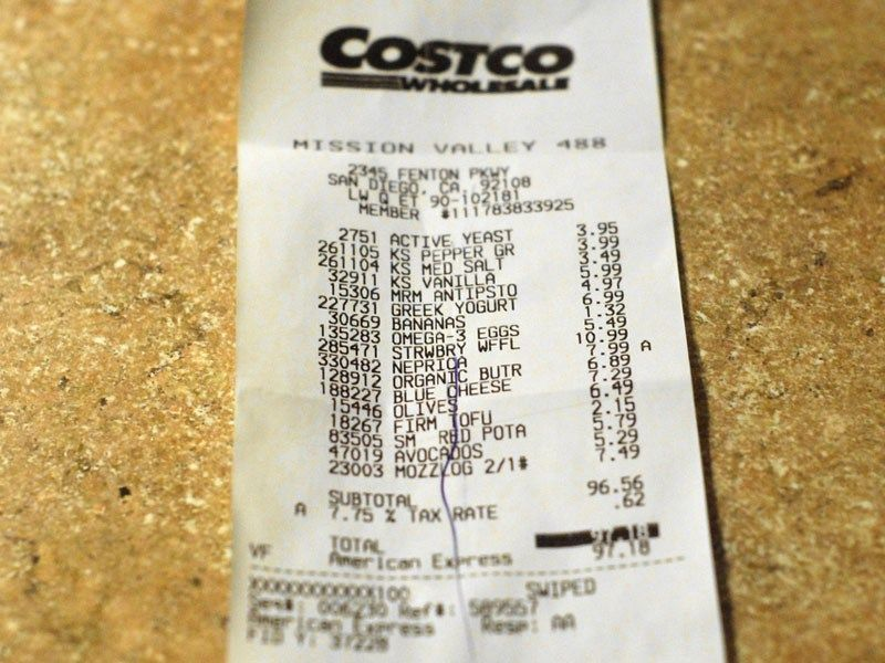 This Little Error Could Get You Purchases For Free Costco Banana And Egg Persuasive Letter