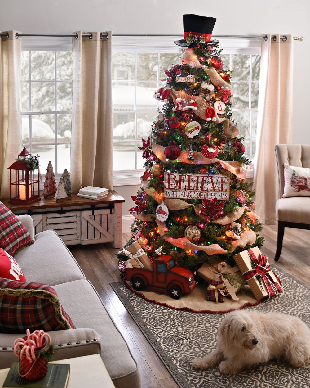 Choosing Your Christmas Tree Theme | Decorating for Christmas ...