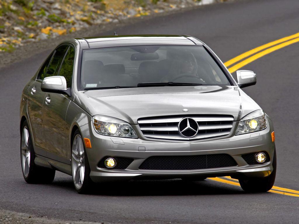 2008 10 Mercedes Benz C 300 Sport W204 Mercedes C300 Mercedes