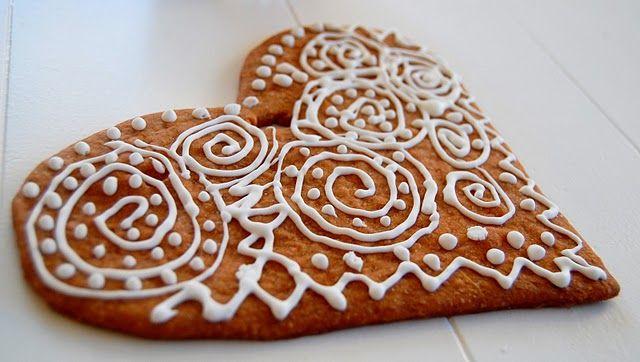 pepper biscuit decoration idea