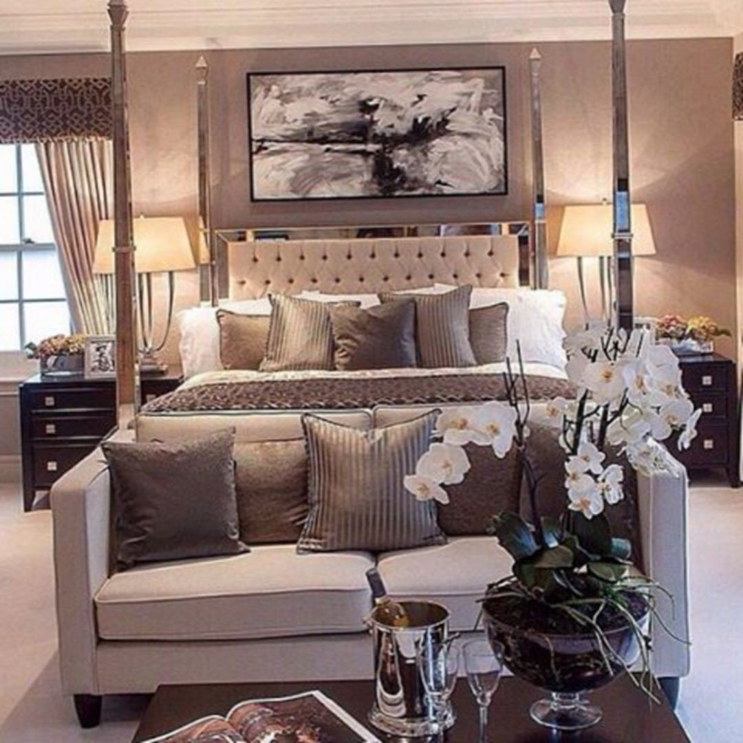 Inspiring 150 Amazing Romantic Master Bedroom Design Ideas You Have To Try  Https://