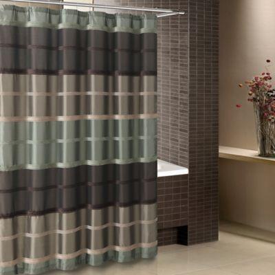 Sage 72 W X 72 L Shower Curtain Brown Sage Elegant Shower