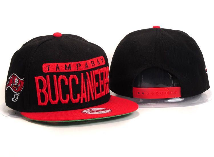 47ef0b476 NFL Tampa Bay Buccaneers Snapback Hat (3)