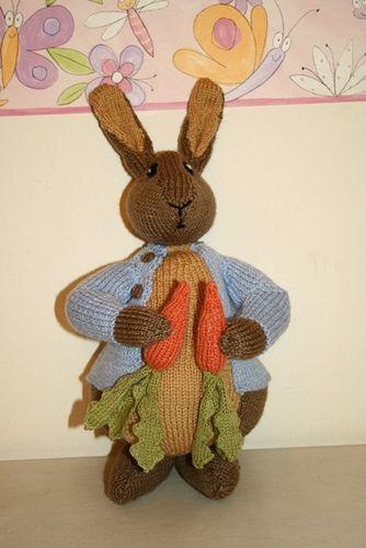 Peter Rabbit Pattern By Alan Dart Dolls Pinterest Peter Rabbit