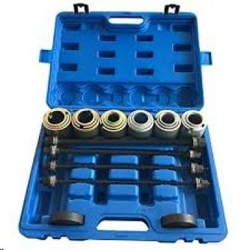27pc Universal Press and Pull Sleeve Kit Bush Bearing Removal Insertion Tool Set