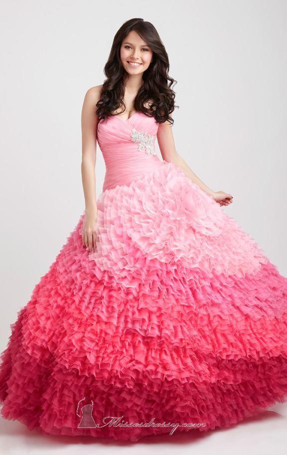 Allure Q349 Dress - MissesDressy.com