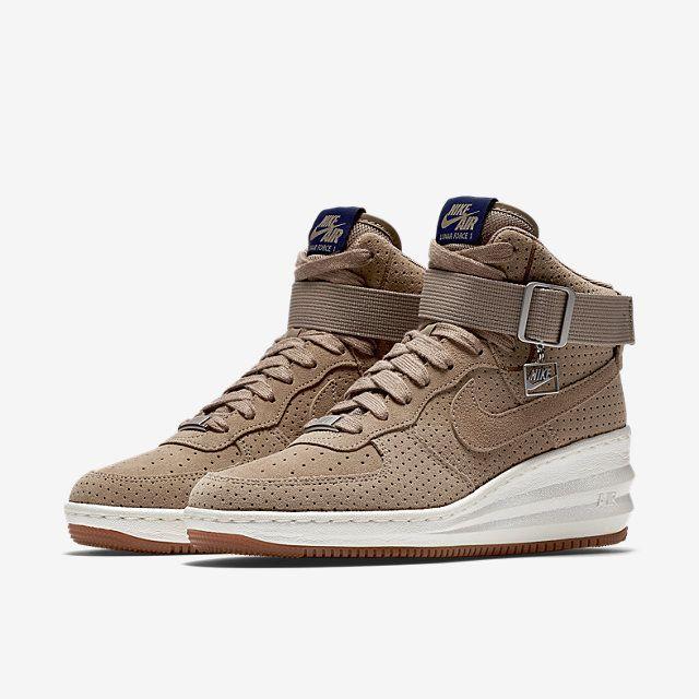b6cf5350d90b Nike Lunar Force 1 Sky Hi Women s Shoe. Nike Store