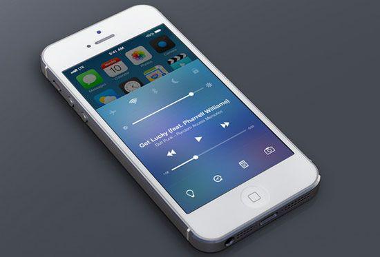 Beautiful iOS 7 Concepts