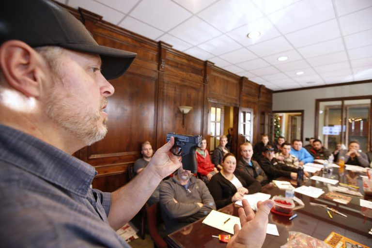 iowa concealed to carry class