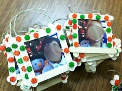 christmas parent gift craft / Preschool items - Juxtapost ...