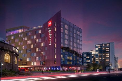 Radisson Red New Concept Hotel To Open In Tbilisi In 2019 Travel In Georgia Glasgow Hotels Hotel Red Hotel