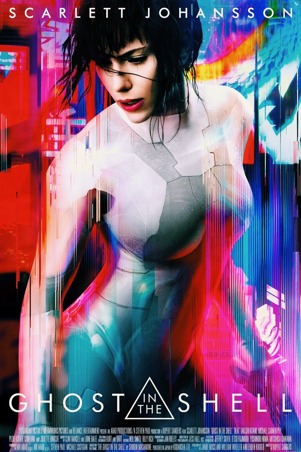 Ghost In The Shell Is A 2017 American Science Fiction Action Film Directed By Rupert Sanders Https En Wikipedia Org Wiki Ghost In T Filmplakate Kino Hd Filme