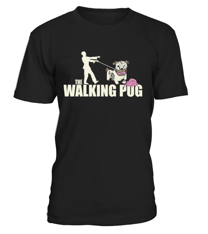 LIMITED EDITION - THE WALKING PUG-6
