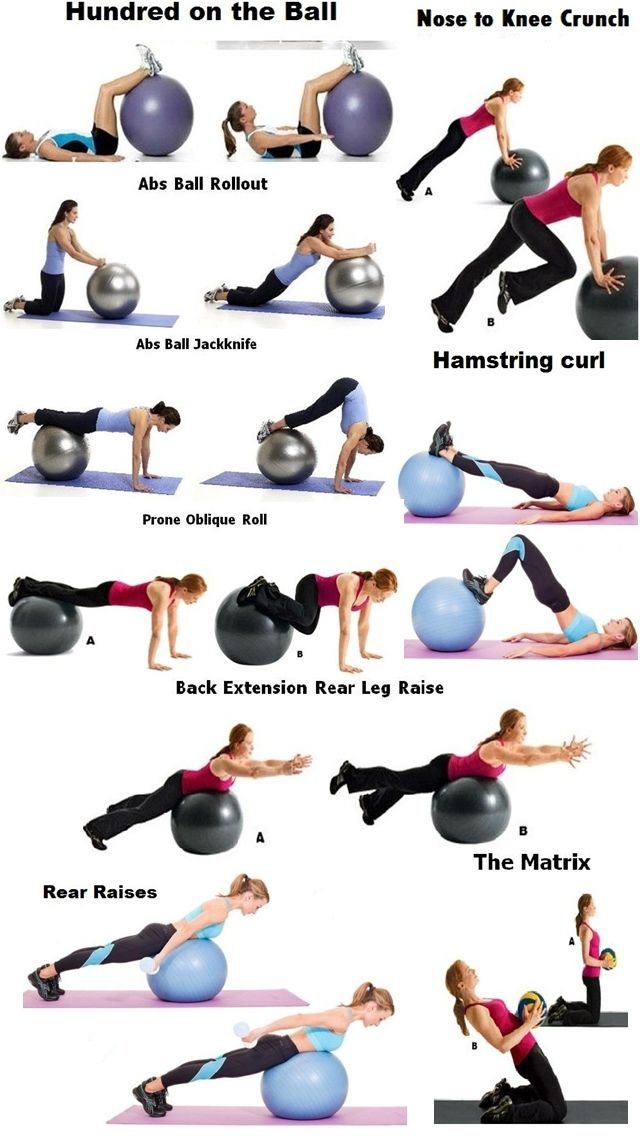 ball workout i have the damn ball if only i would do the exercises just health beauty. Black Bedroom Furniture Sets. Home Design Ideas