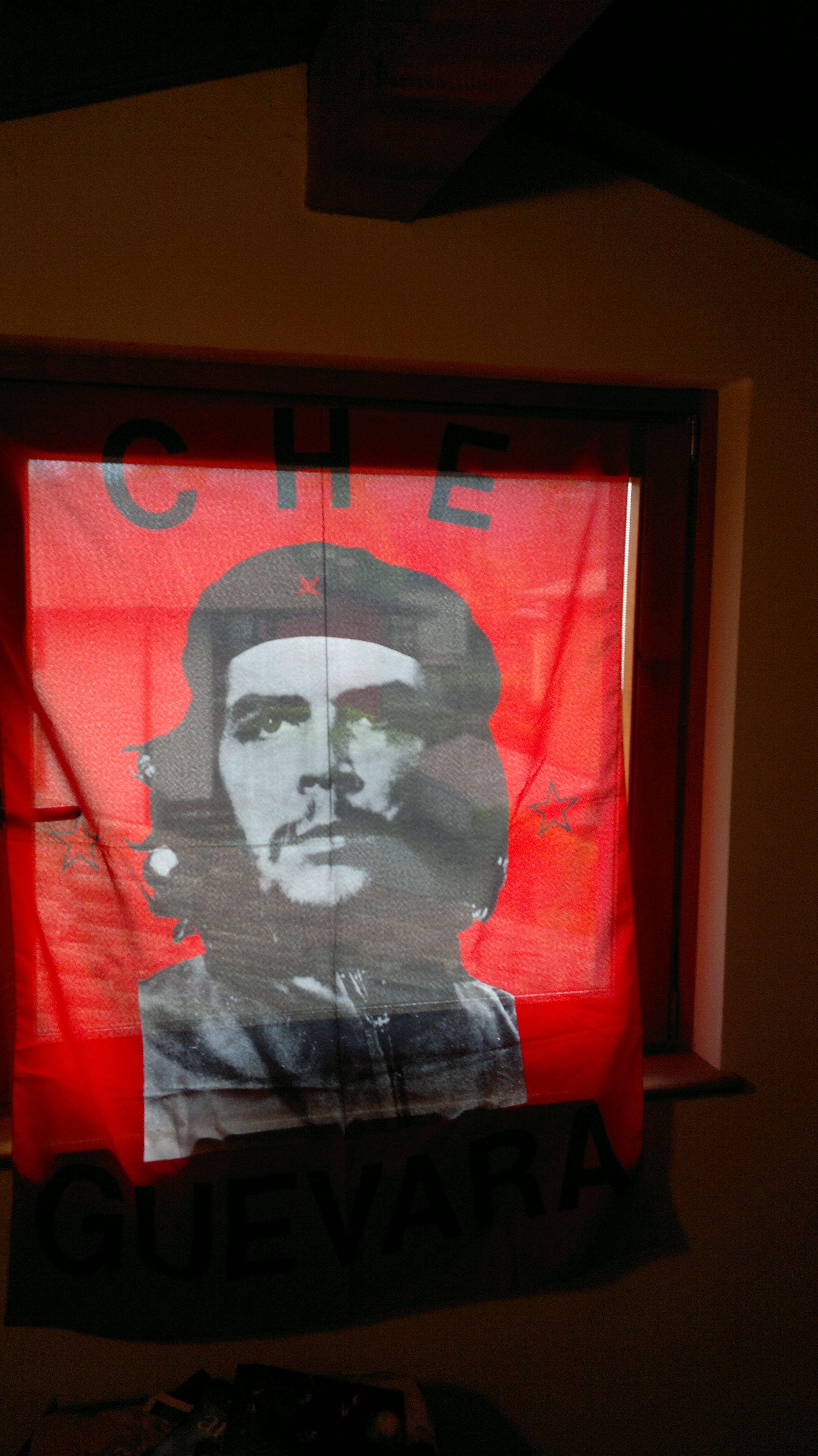 Che Guevara Flag Flag Che Guevara Ches