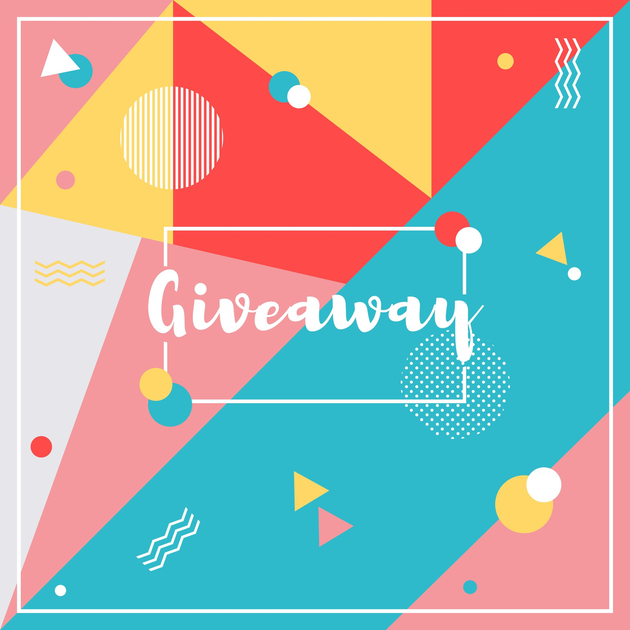 giveaway template download now on freepik giveaway template