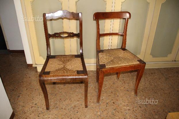 Sedie Antiquariato ~ Sedie antiche mobili pinterest