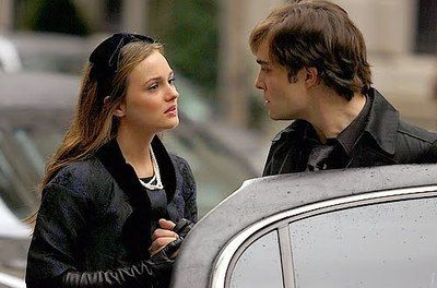 Chuck Says I Love You To Blair Chuck And Blair When She Says I Love You First Gossip Girl