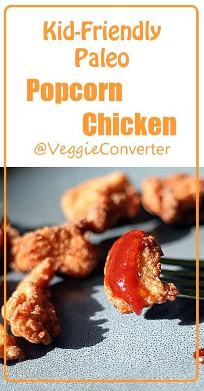Flexi Paleo Popcorn Chicken Nuggets For Kids Do It Yourself Today