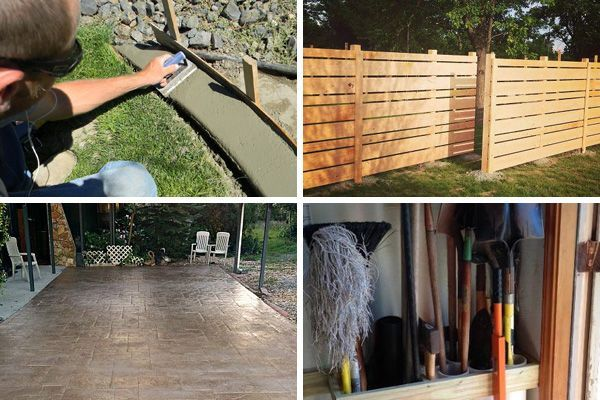 Diy Outdoor Projects On A Budget Landscaping Ideas Homeowners Wow With Clever