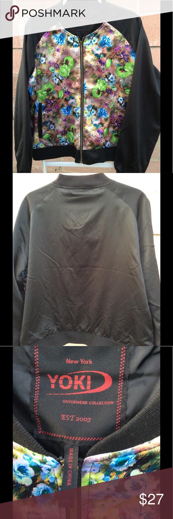 New York Yoki Outerware Collection Light Bomber Clothes Design Yoki Fashion [ 1740 x 580 Pixel ]