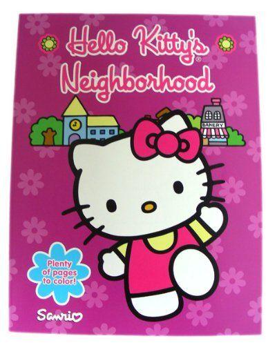 Sanrio Hello Kitty Coloring Activity Book Hello Kitty Coloring Book By Sanrio 4 99 Hello Kitty Coloring Hello Kitty Wallpaper Kitty Wallpaper