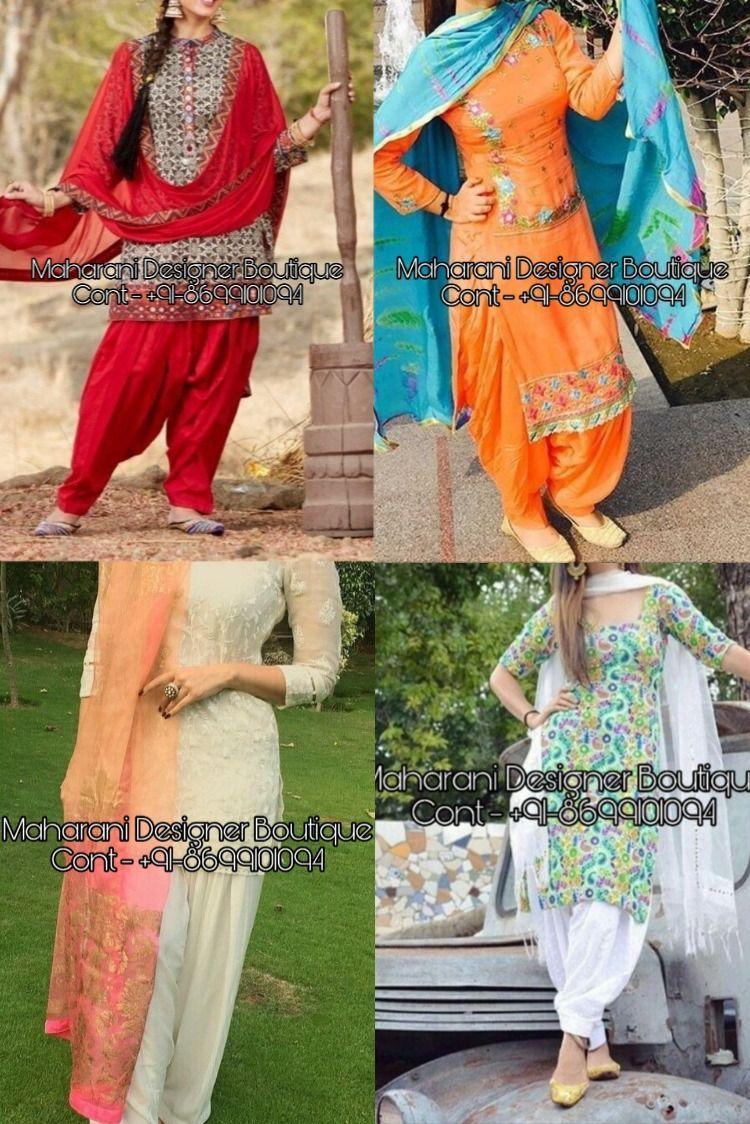 Salwar Suits   Suit Style   Maharani Designer Boutique