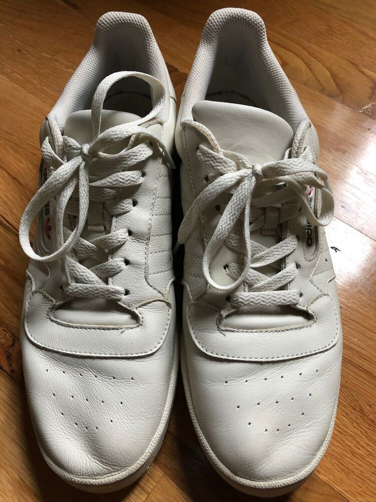 68a04781b23f Adidas Yeezy Powerphase Calabasas White Mens Size 12 Pre-owned With Box   fashion  clothing  shoes  accessories  mensshoes  athleticshoes (ebay link)