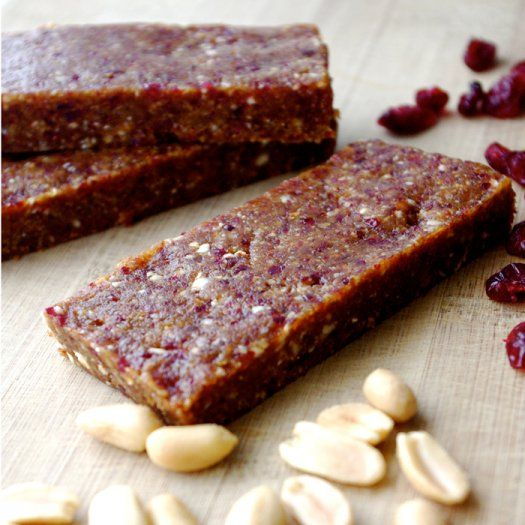 No need to run to the store. Save money by DIYing your own homemade energy bars with these tasty recipes. These 10 easy recipes include ingredients like apricots, cherries, almonds, chocolate chips, quinoa, and blueberries. And we even included a couple of vegan options!